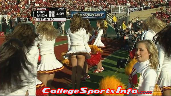 Usc song girl identified megan ramer collegesportsinfo sciox Image collections
