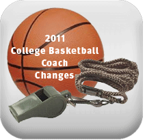 2011 college basketball coa 2011 College Basketball Coaching Changes & Potential Candidates
