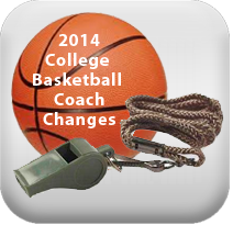 2014 college basketball coach1 2014 College Basketball Coach Changes