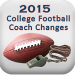 2015 college football coach changes